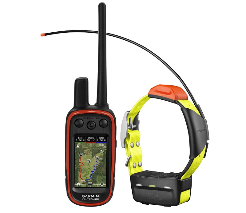 Garmin-Alpha-100-with-T5-collar-AUS